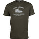 High Colorado Garda 2 t-shirt Heren olijf